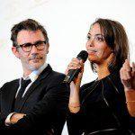 Michel Hazanavicius si Berenice Bejo, Cinema Studio, foto Doria Dragusin