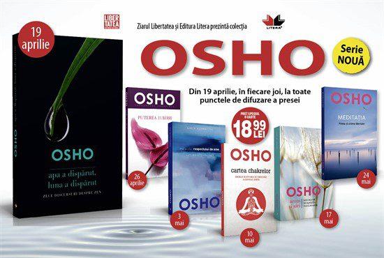 Invataturile lui Osho - carti