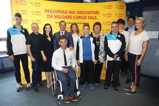 DHL Carpathian Marathon, pentru al patrulea an consecutiv alături de sportivii paralimpici
