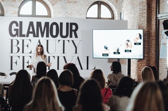 GLAMOUR Beauty Festival 2018