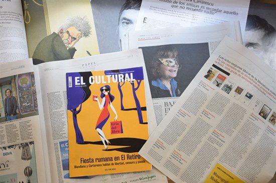 Presa spaniolă (re)descoperă surprinzătoarea literatură română