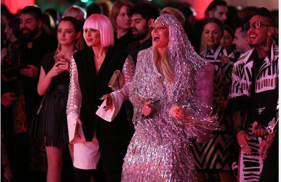 Delia la ELLE Style Awards