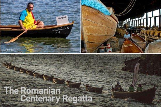 Regata Marii Uniri – Flotila România Centenar, la Londra, Ivan Patzaichin