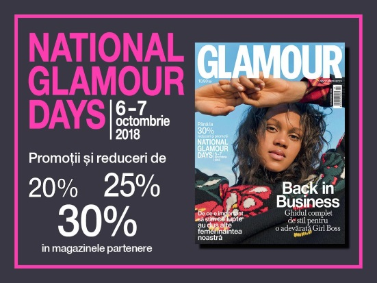 national glamour day 2018