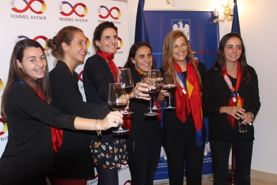 Leadership-ul feminin din România, antreprenoriat Spania