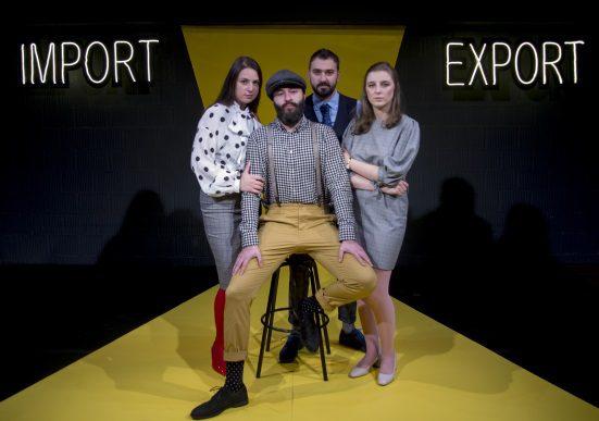 bun de export, alex tocilescu, actori piesa de teatru