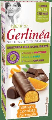 Gerlinéa Batoane Ciocolată – Portocale
