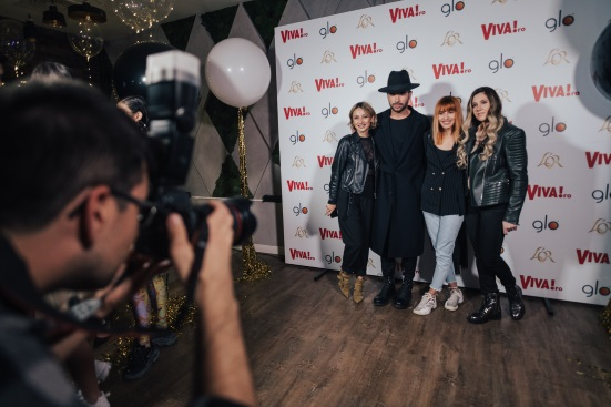 viva influencers party