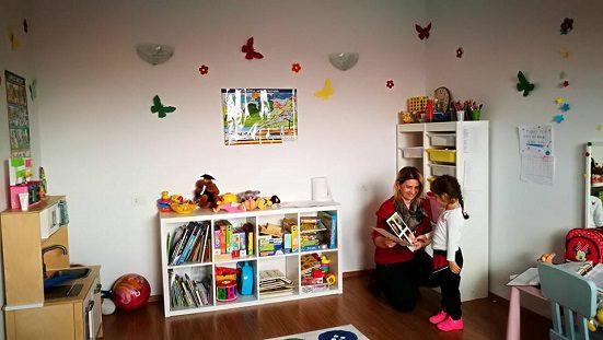 copil cu autism in vacanta de iarna