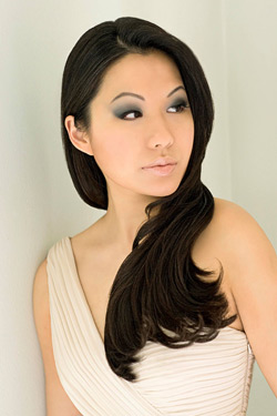Sarah Chang, violonista