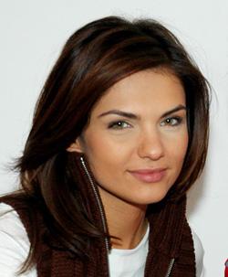 Malvina Cservenschi, prezentatoare TV