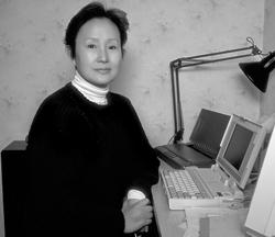Zhang Jie, scriitoare
