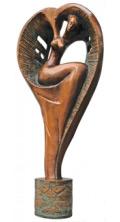 Ana Rus, sculptura