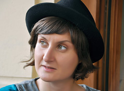 Maria Sandu, scriitoare