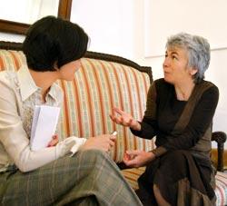 Monique Fradot, interviu, scriitor, scriitoare, psiholog, analist