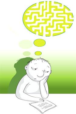 Stresul afecteaza performantele scolare