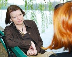 Monica Reu, psiholog