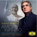 Placido Domingo, tenor, Amore Infinito