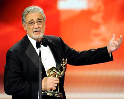 Placido Domingo, tenor, Banby Award