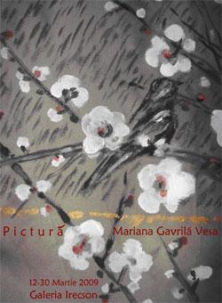 Vernisaj – Mriana Gavrila Vesa