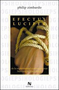 Efectul Lucifer, Philip Zimbardo, Editura Nemira